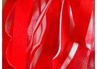 Červeno-bílý pruh 1 - 12 m