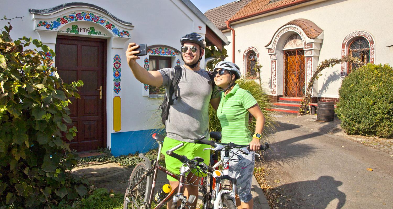 Perla mezi cyklostezkami jižní Moravy