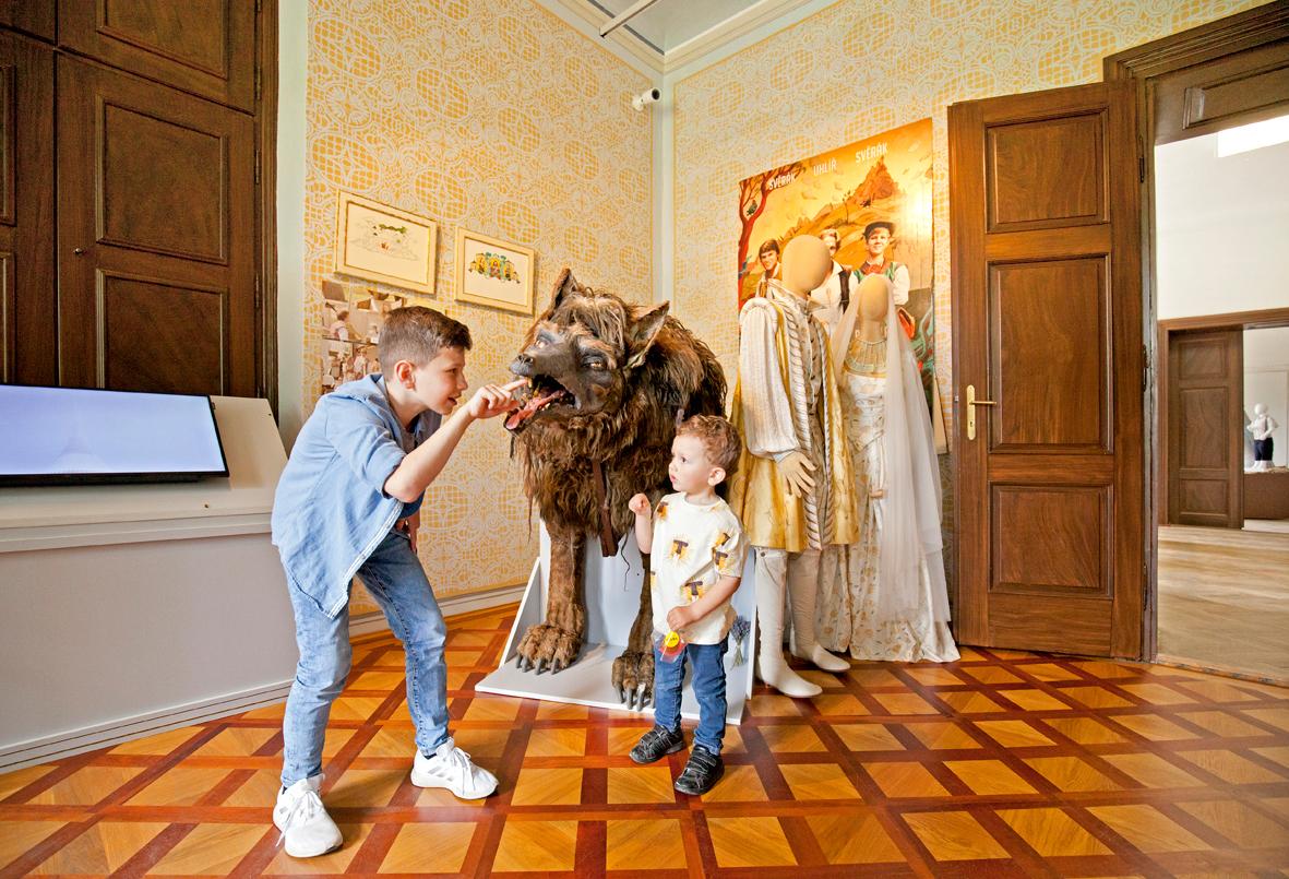 Muzeum kočáru Čechy pod Kosířem