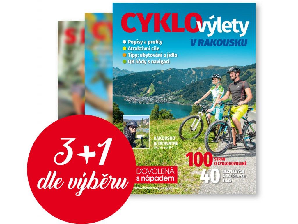 předplatné časopisy 3+1