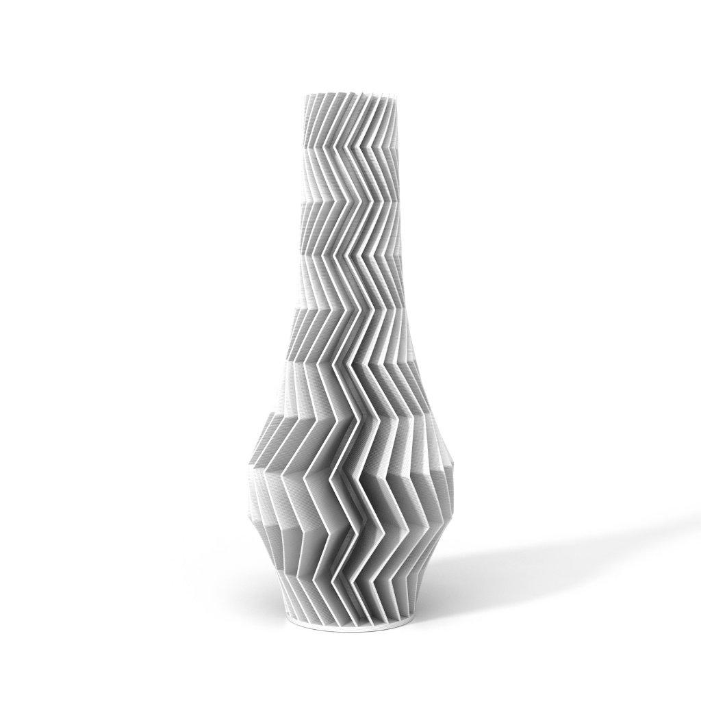 Zig Zag Vase 03
