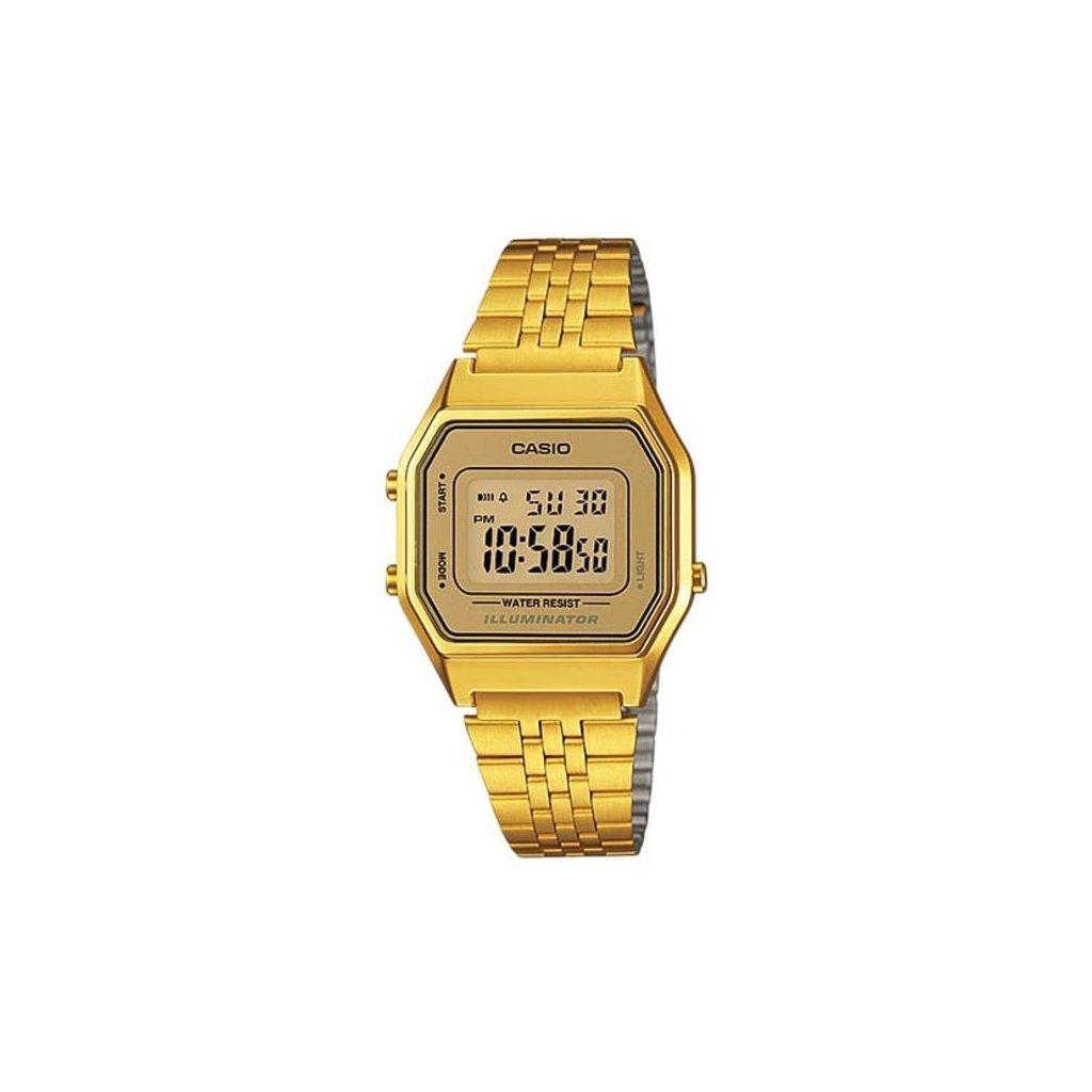 Casio Golden Watch small
