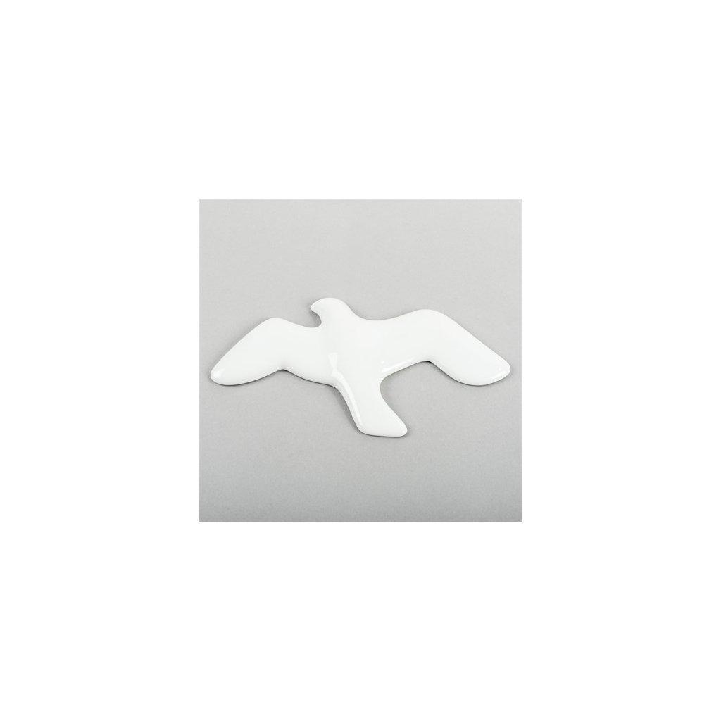Birds 3D Wallpaper White