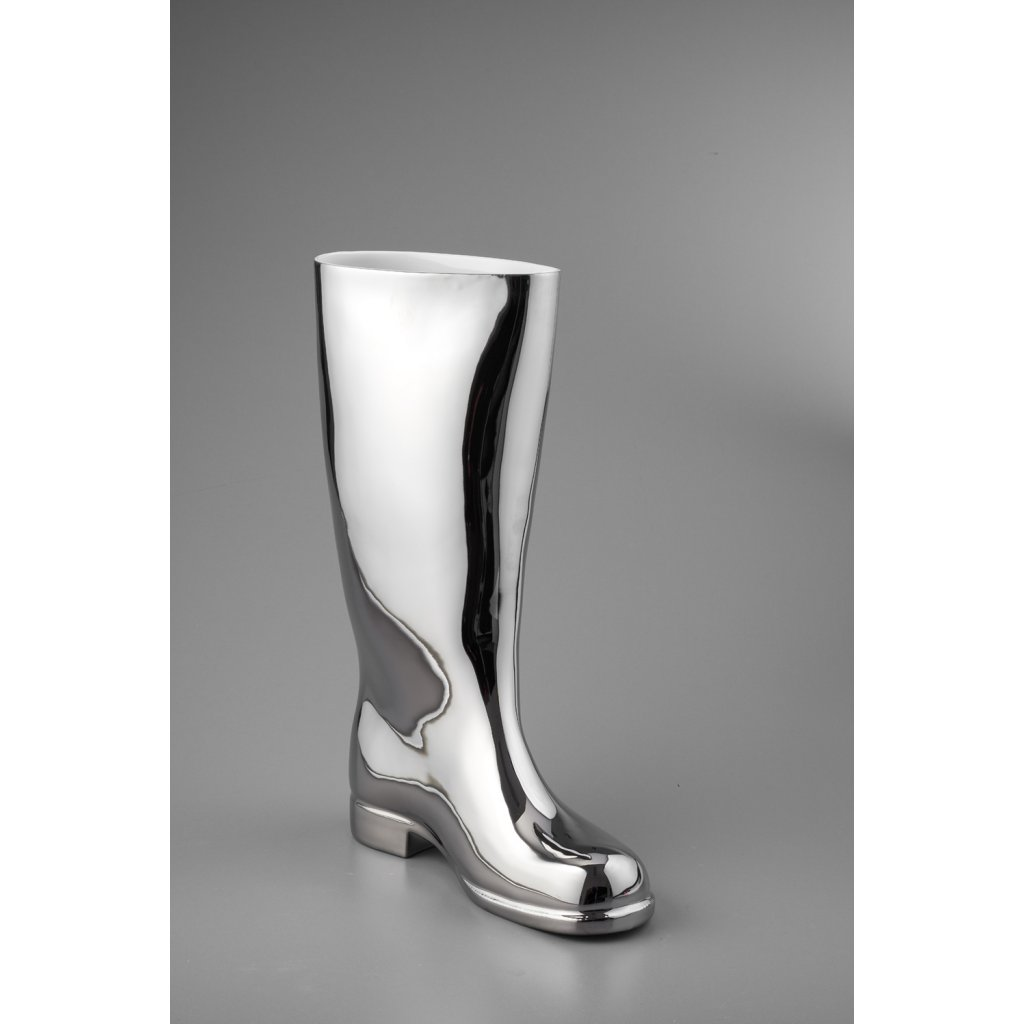 Váza Waterproof silver od Maxima Velčovského