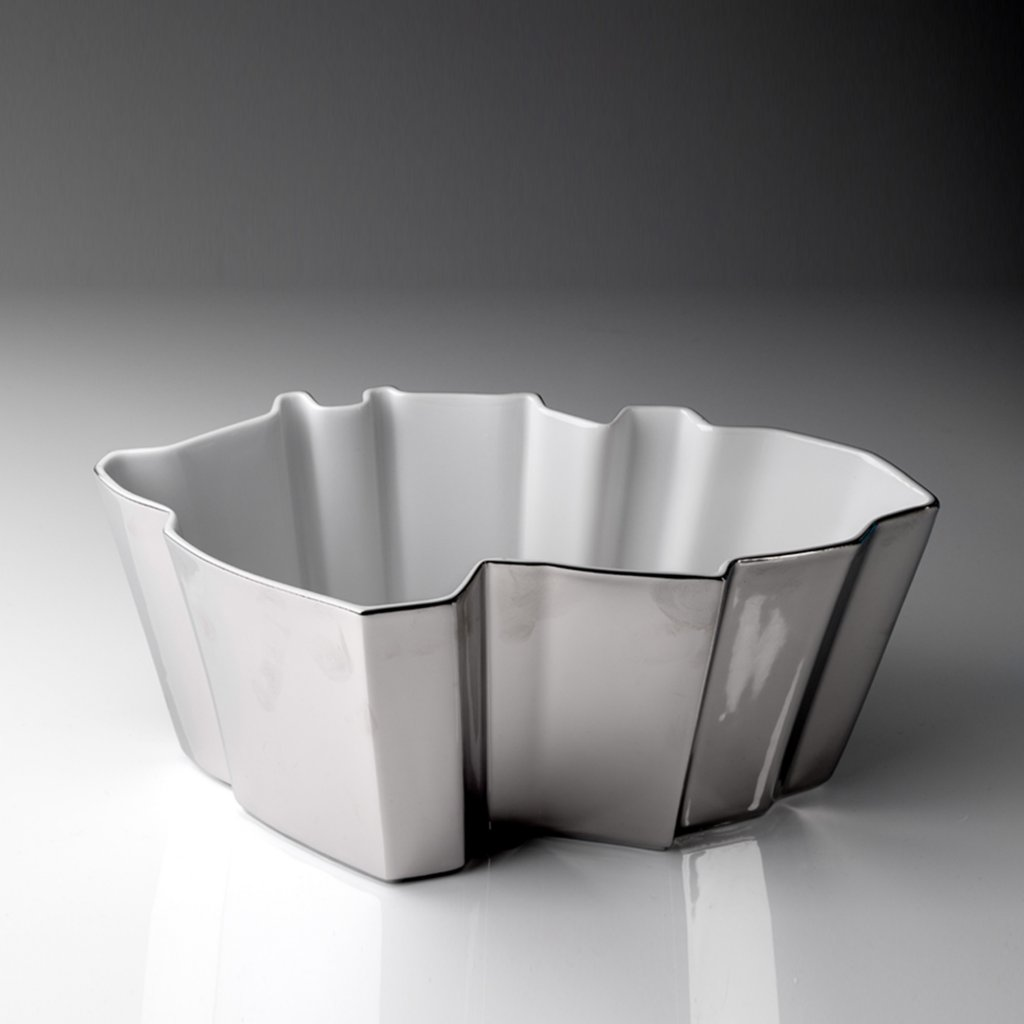 qubus maxim velcovsky republic bowl silver