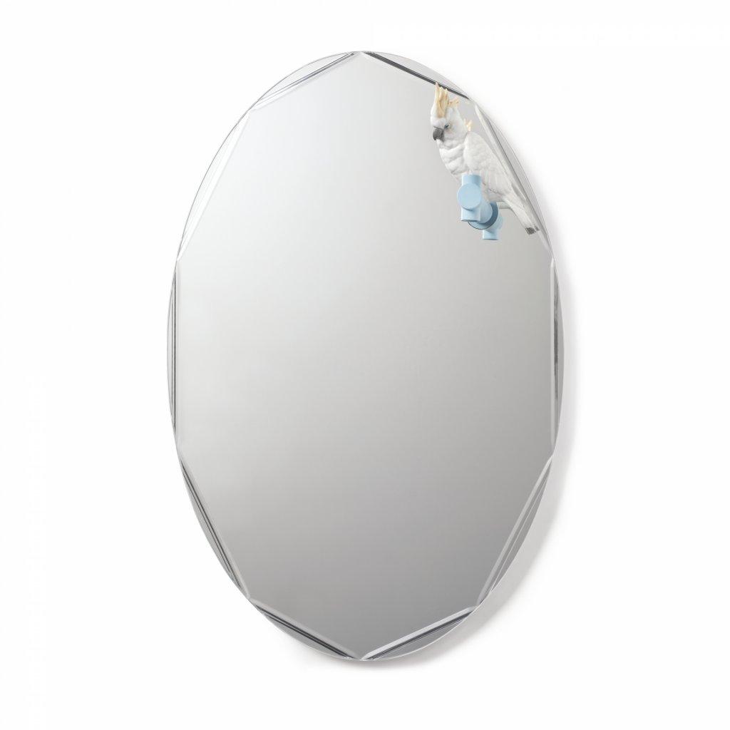 4c0728d9f9acbdb81449b5efe8e15395 interior decoration stamm lladro atelier mirror parrot shine ii d45kn