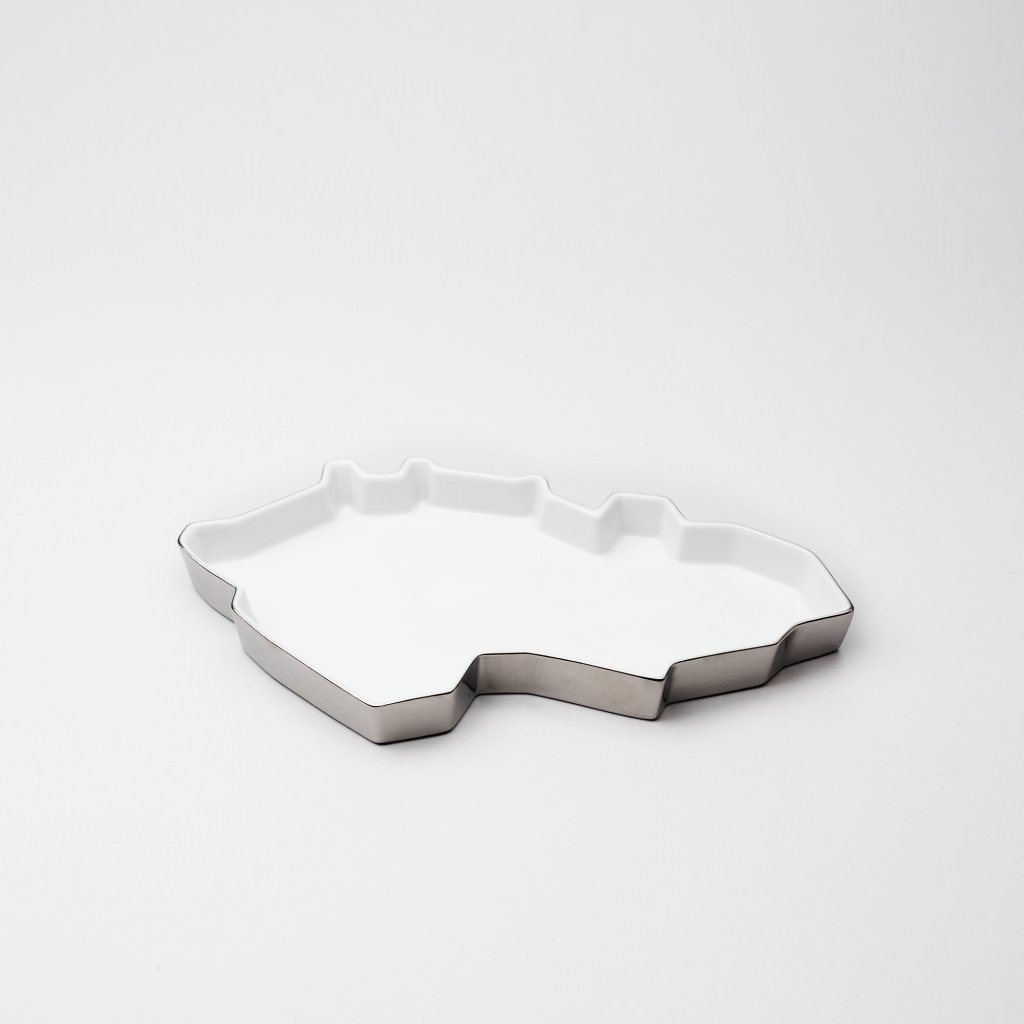 Republic Tray - Silver Edition