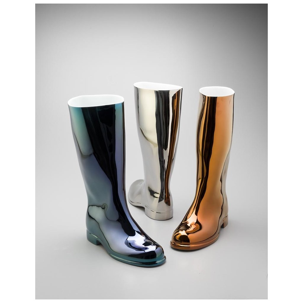 Váza Waterproof metalic od Maxima Velčovksého