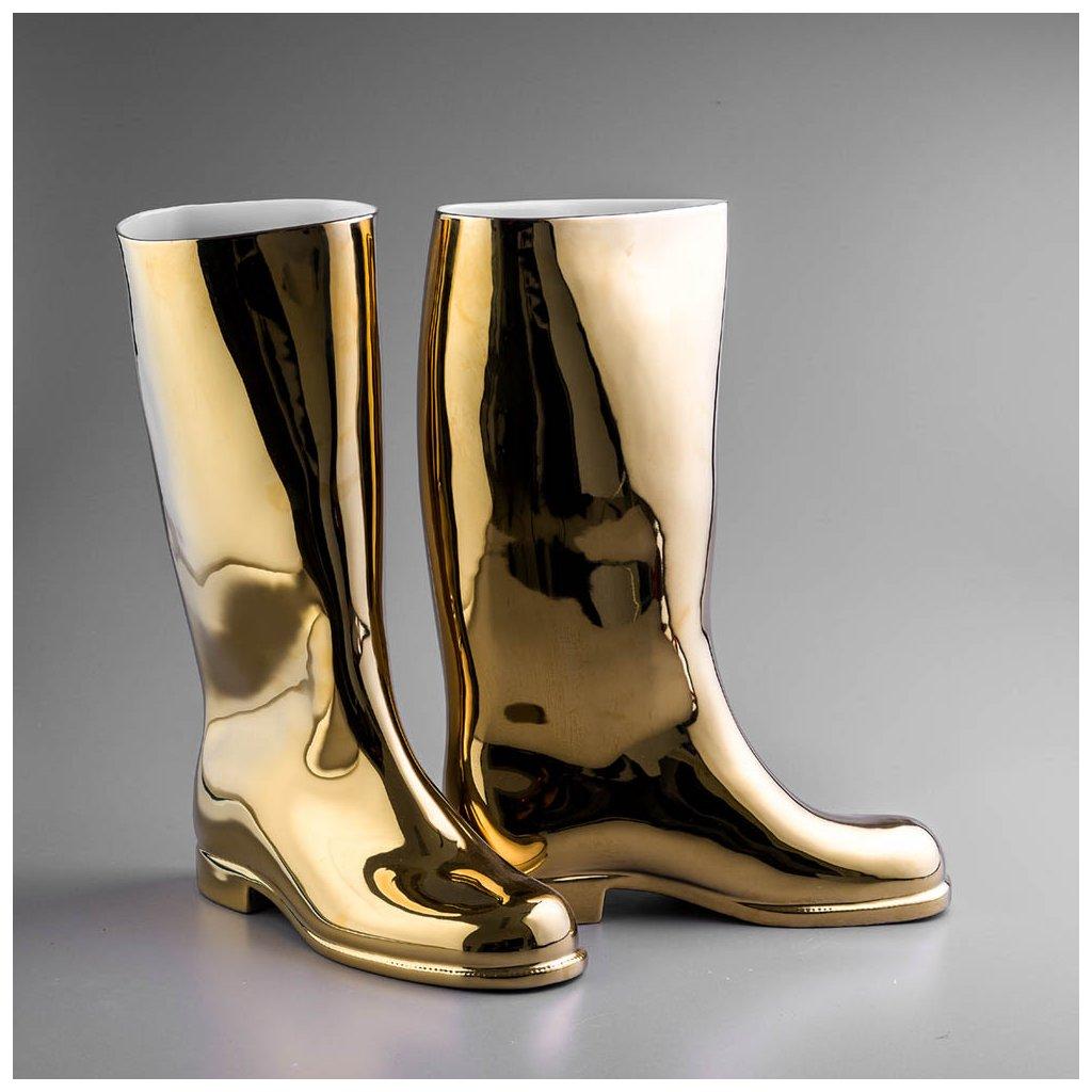 Q049GL Q049GR Waterproof Gold