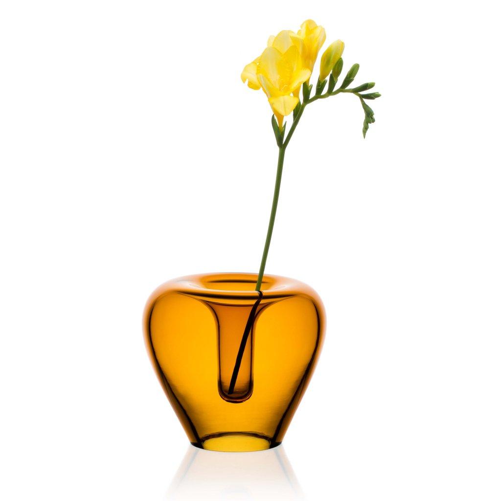 Little Big Vase amber