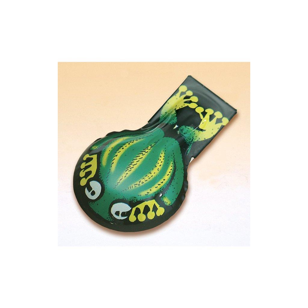 Cvakačka Žabka