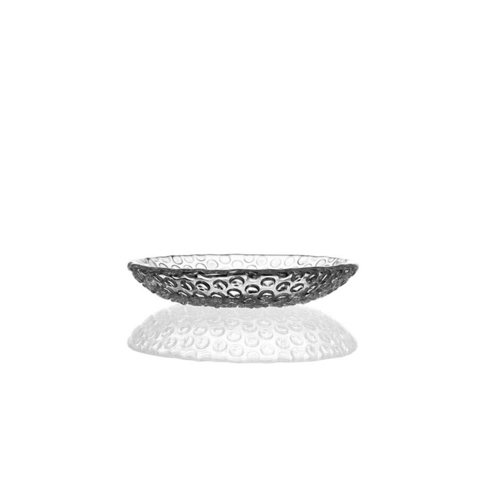 bomma bubble crystal small plate155cm pair