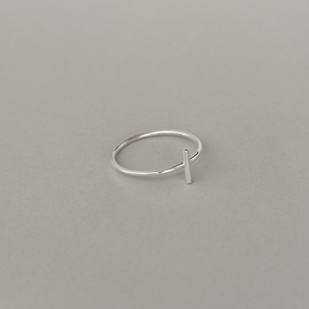 5) line ring