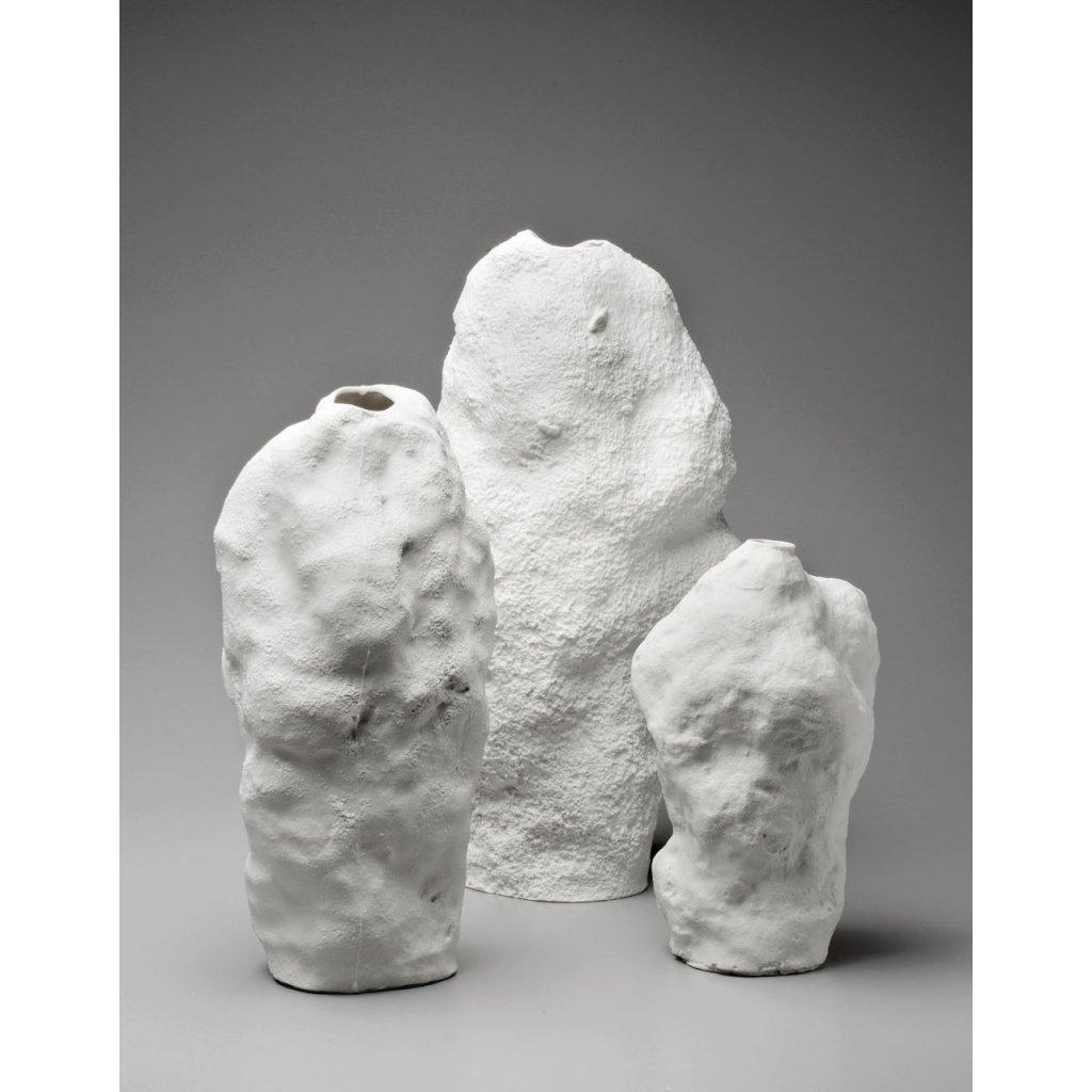 Snow Vase