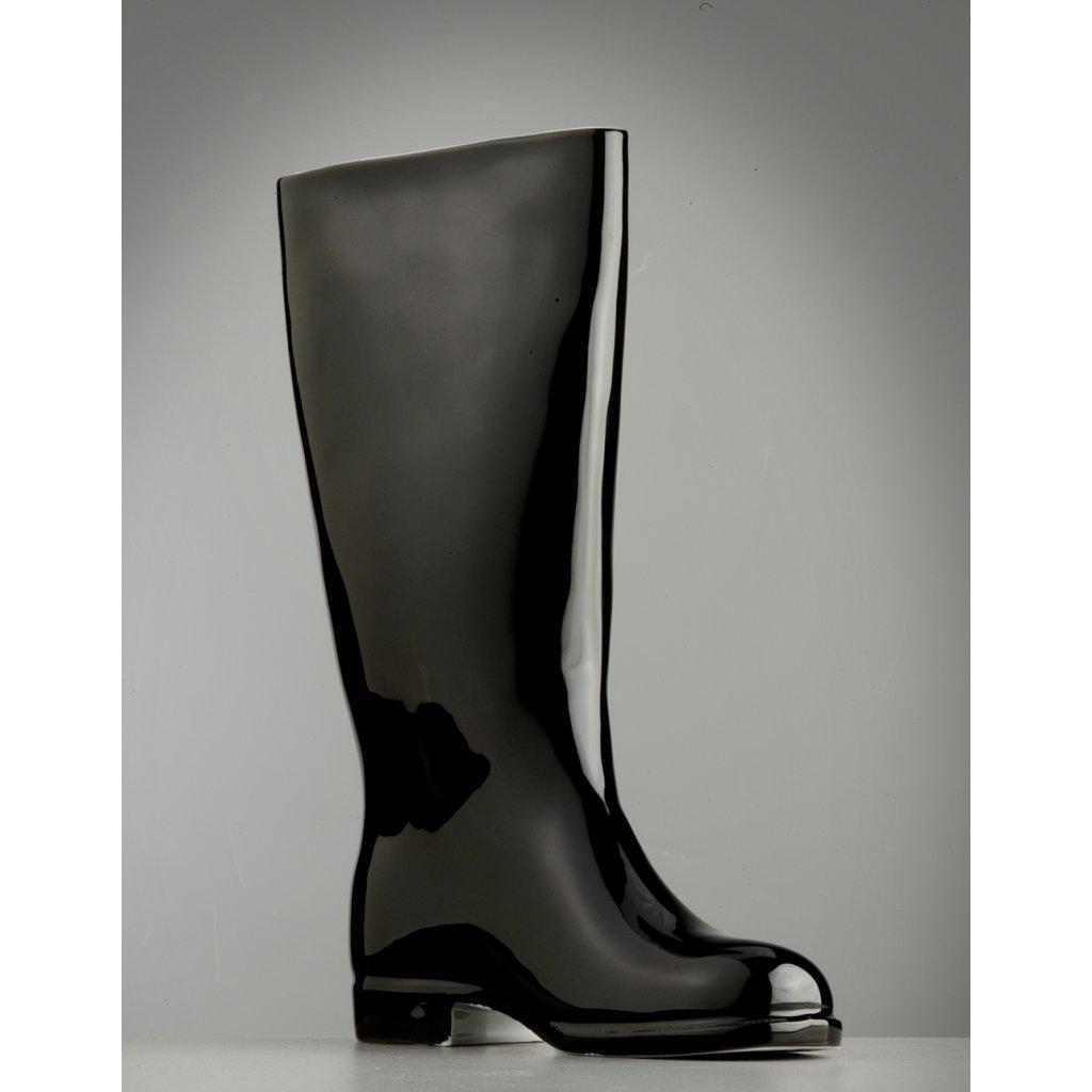Váza Waterproof black od Maxima Velčovského