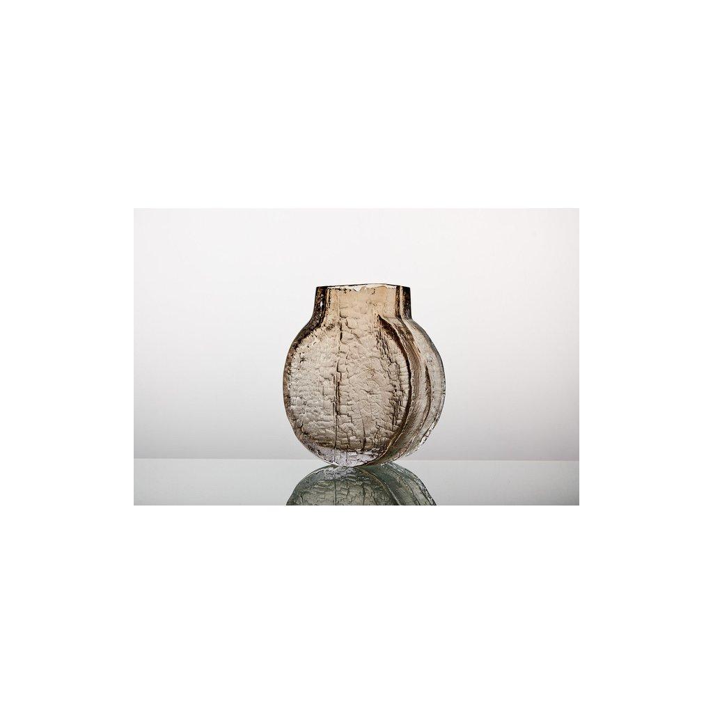 Dřevěná váza velká