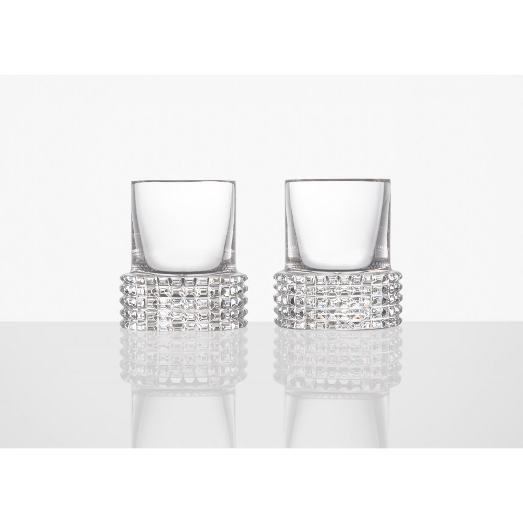 Punk Whisky Glass set od Ronyho Plesla