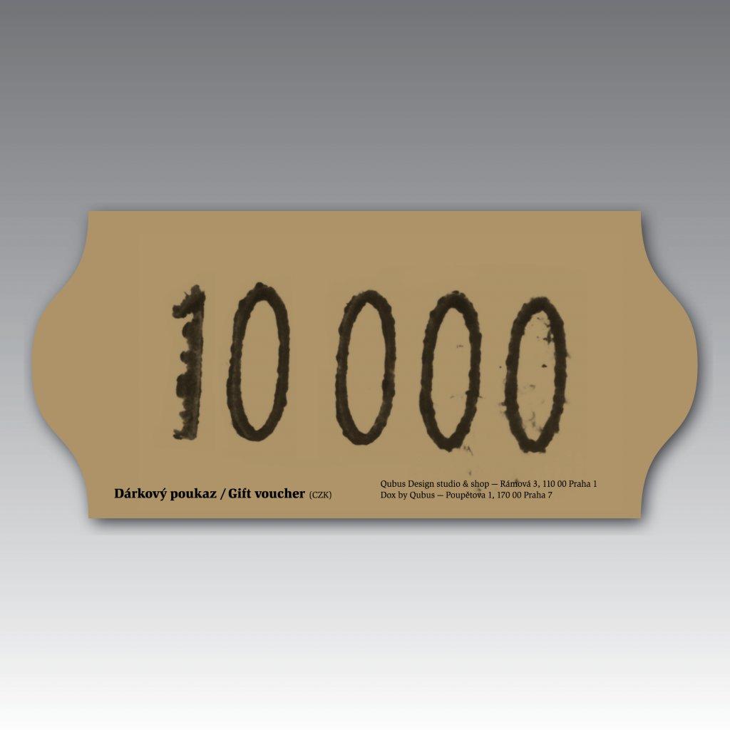 qubus voucher 10000