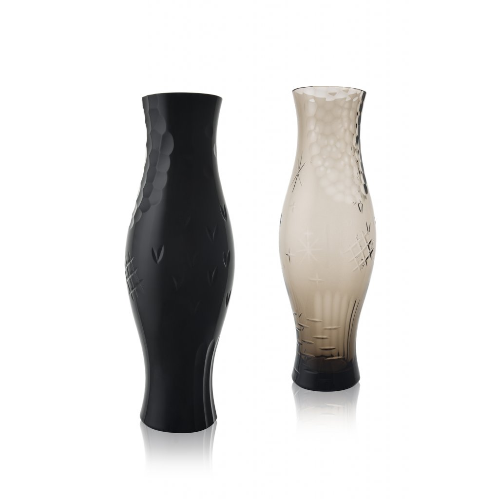 Váza Broušená