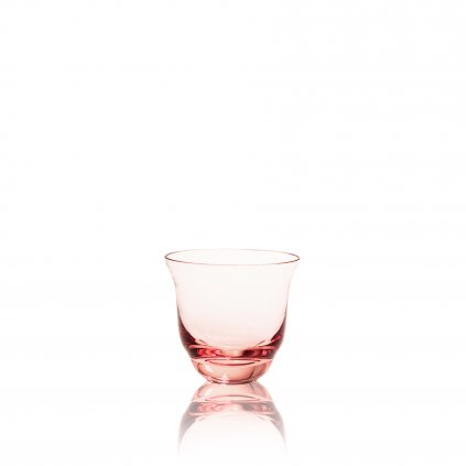 KLIMCHI SHADOWS SuedePink DrinkingGlass Edit