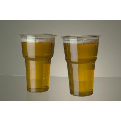 Sklenice beer cup od Maxima Velčovského