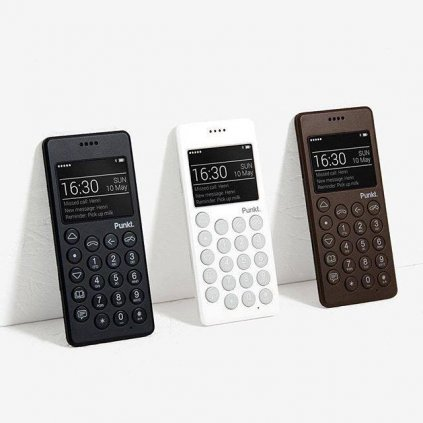 Punkt Mobile Phone MP01