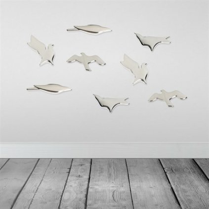 Birds 3D Wallpaper Platinum