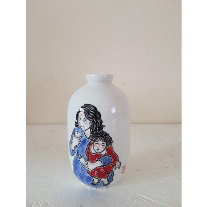 Smartphone Dynasty Vase small