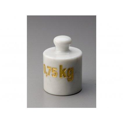 Mramorový objekt 0,75 g of Luxury od Jakuba Berdycha Karpelise