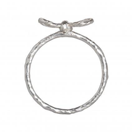 Polívková Twisted prsten 30 stříbro 1 600 Kč 001
