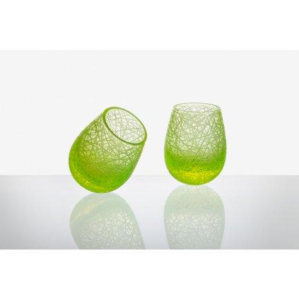 twist grass glass
