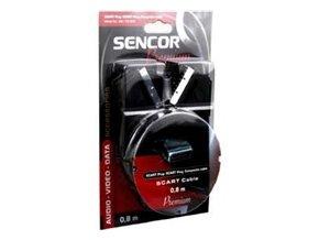 SENCOR SAV 113-008 SCART-SCART 0,8M