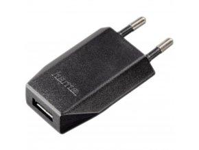 HAMA PICCOLINO II USB NABÍJEČKA 1A