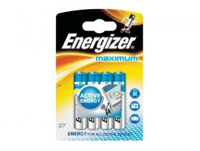 ENERGIZER maximum 4xAAA