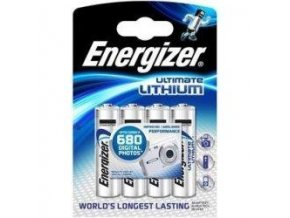 ENERGIZER ultimate 4xAA