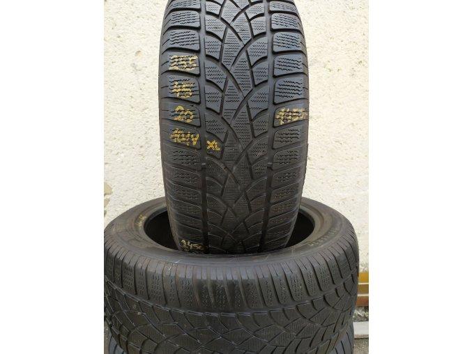 Dunlop 255/45/20 101V