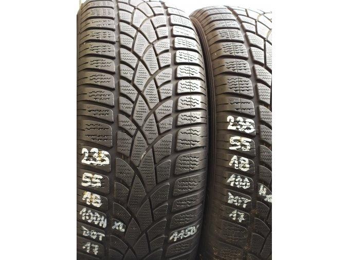 Dunlop 235/55/18 100H XL