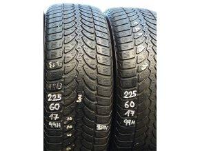 Bridgestone 225/60/17 99H