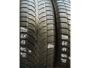 Bridgestone 225/65/17 102H
