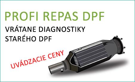 Repas DPF