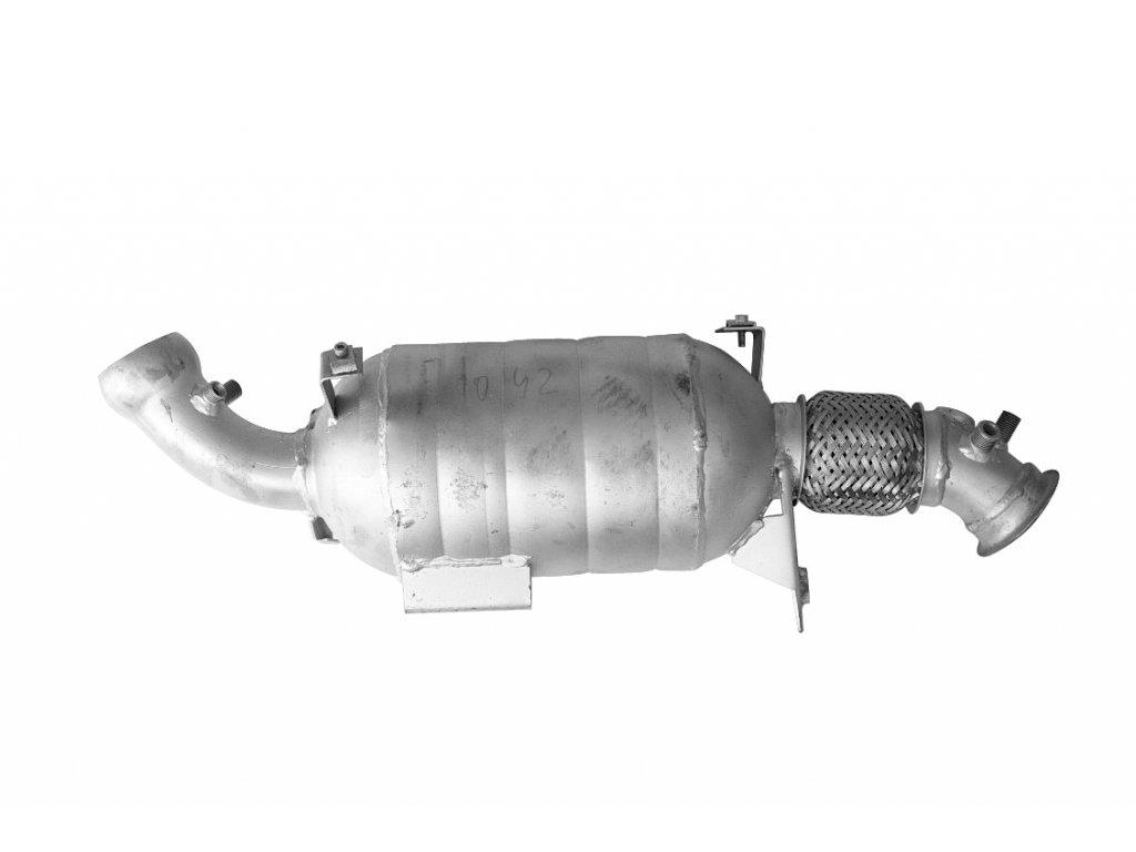 dpf filter volkswagen crafter (2)