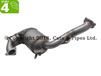 DPF filter Audi A5 3.0 TDi 07/2006-12/2008 177kW/CAPA