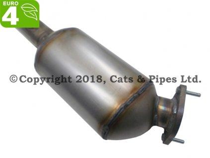 DPF filter Chrysler 300C 3.0 CRD 01/2005-12/2010 160 kW/EXL642.980, EXL, M664