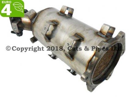 DPF filter Nissan Navara 2.5 DCi 06/2005-12/2010 128 kW/YD25DDTI