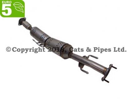 DPF filter Nissan Note 1.5 DCi 01/2010-03/2014 66 kW/K9K276, K9K, K9K608