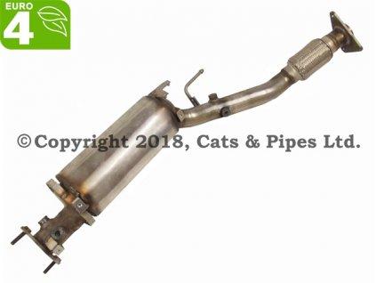 DPF filter Renault Koleos 2.0 DCi 01/2008-01/2009 111 kW/M9R, HYOA