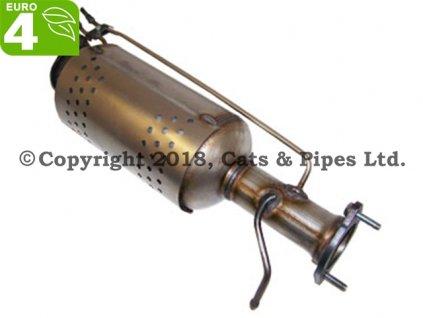 DPF filter Ford S-Max 2.0 TDCi 05/2006-04/2010 103 kW/QXWA