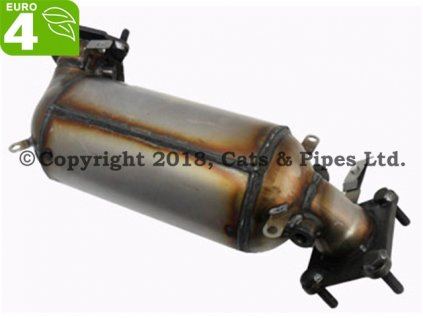 DPF filter Honda Civic 2.2 CTDi 01/2007-12/2010 103 kW/N22A2