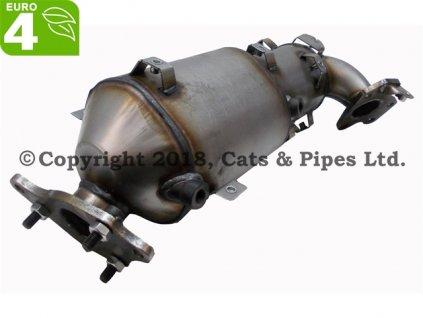 DPF filter Honda CR-V 2.2 CTDi 01/2006-12/2010 110 kW/N22B3