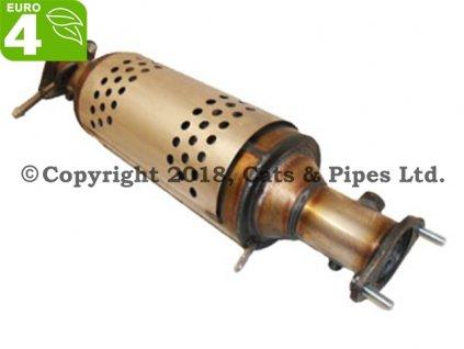 DPF filter Ford Mondeo 2.2 TDCi 01/2005-12/2007 115 kW/QJBB, QJBA